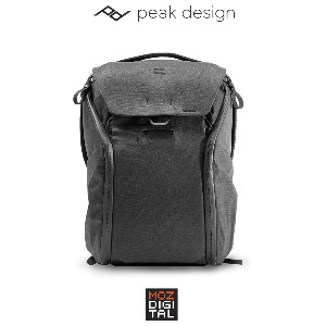 (픽디자인) peakdesign Everyday v2 Backpack 20L Black 에브리데이 v2 백팩 20L 블랙