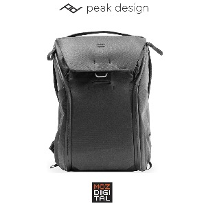 (픽디자인) peakdesign Everyday v2 Backpack 30L Black 에브리데이 v2 백팩 30L 블랙