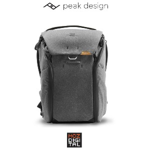 (픽디자인) peakdesign Everyday v2 Backpack 20L Charcoal 에브리데이 v2 백팩 20L 차콜